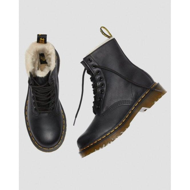 Dr. Martens 1460 Serena Fur Lined Boot