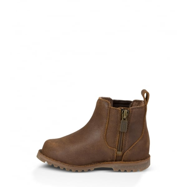 3cd23ca712e UGG Toddlers Callum Chelsea Boot in Chocolate