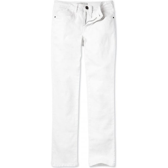 Crew Clothing Healey Jean in White
