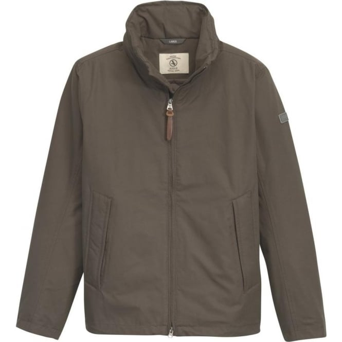 Aigle Mens Brewster Jacket in Brown