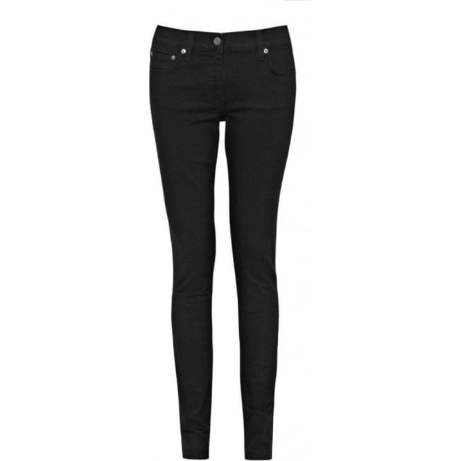 Great Plains Womens Reform Denim Jeans in Black