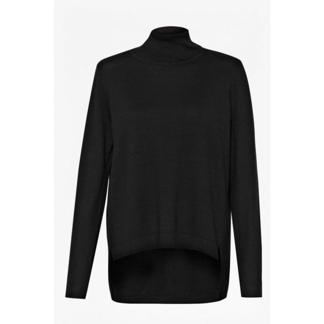French Connection Womens Bambino Knit in Black