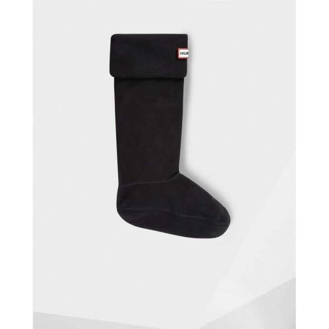 Hunter Welly Socks in Black