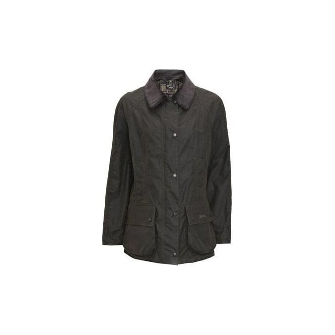 Barbour Womens Classic Beadnell in Olive