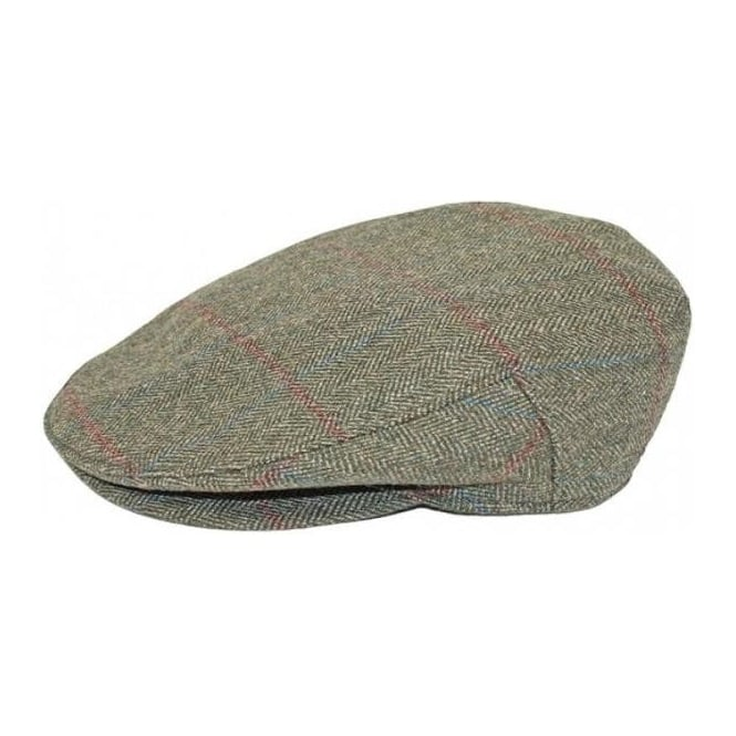 Dubarry Womens Holly Tweed Cap In Moss  91c4a0bd4f