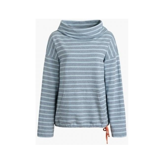 Seasalt Womens Goldarras Sweatshirt In Kernewek Squall