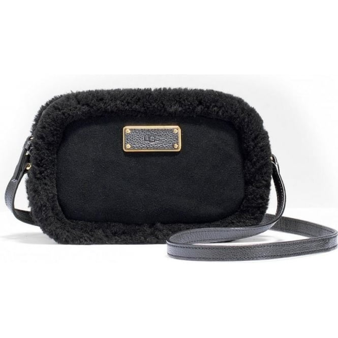 e37ad1ff7 UGG Australia Seldon Crossbody Bag in Black|Parkinsons Lifestyle