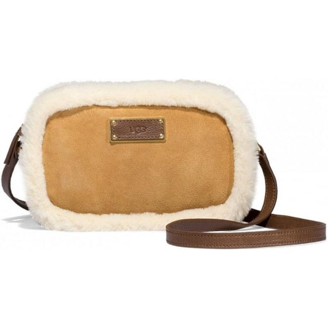 new product amazing price special sales Seldon Crossbody Bag in Chestnut