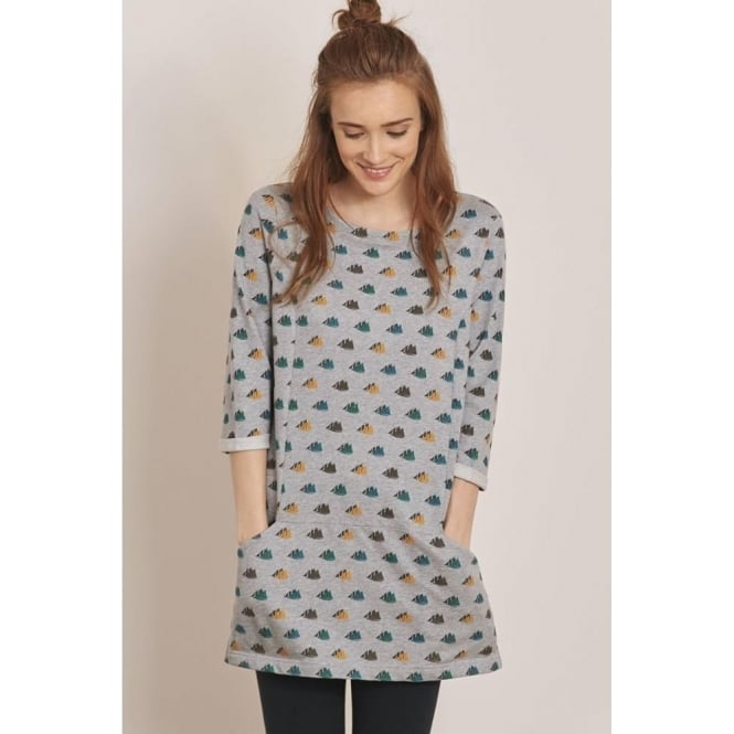 a3d25b4e89d Seasalt Womens Trewoon Tunic in Schooner Pewter|Parkinsons Lifestyle