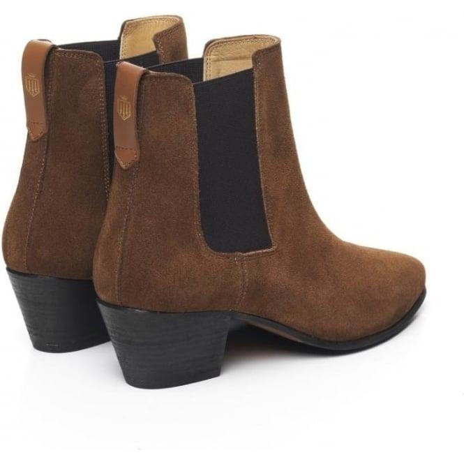 985aad35264 Fairfax & Favor Womens Athena Boot in Tan