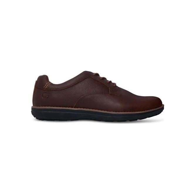 Timberland Mens A19jb Barrett Park Oxford Shoe in Medium Brown ... 119f8eb72f19