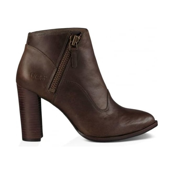 Ugg Womens Dolores Boots In Walnut Parkinsons Lifestyle