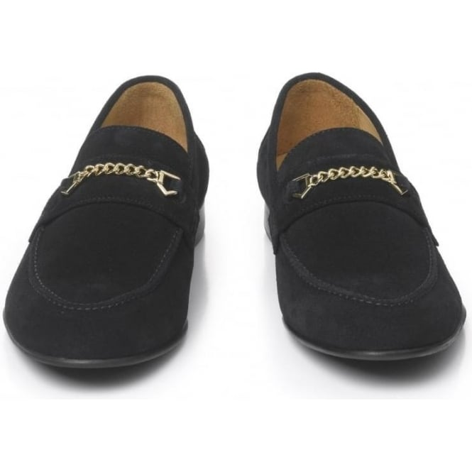 249044b21885f Fairfax & Favor Mens Mayfair Loafer in Navy Blue|Parkinsons Lifestyle