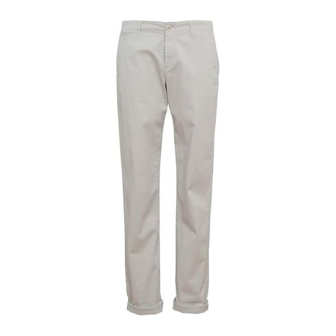 French Connection Womens Summer Stretch Chino in Mineral Grey