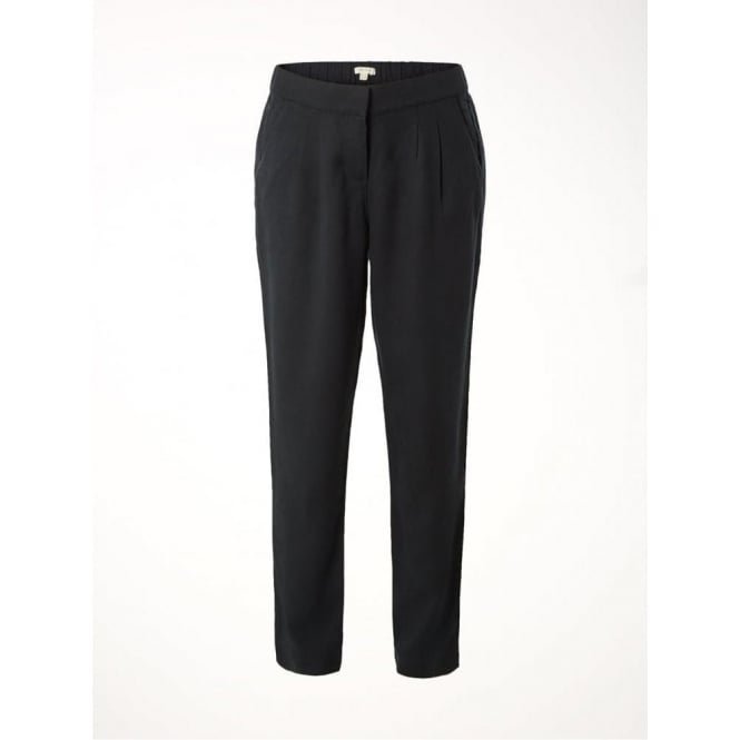 White Stuff Womens Holly Hock Slouch Trouser in Coal