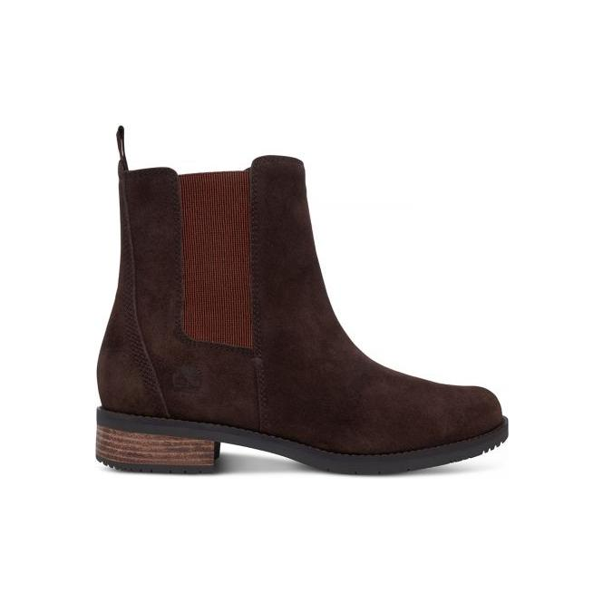 Timberland A1IXM Venice Park Chelsea Boot in Chocolate 3b0986495