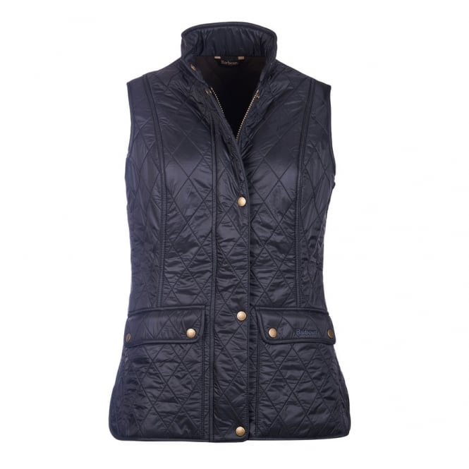 Barbour Womens Wray Gilet in Black