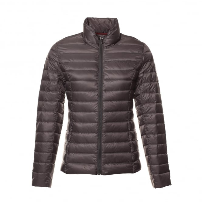 Jott Womens Cha Jacket in Gris Anthracite