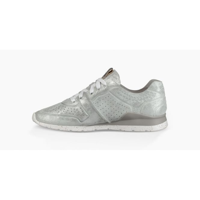 31e75ca7443 UGG UGG Womens Tye Stardust Trainer in Silver