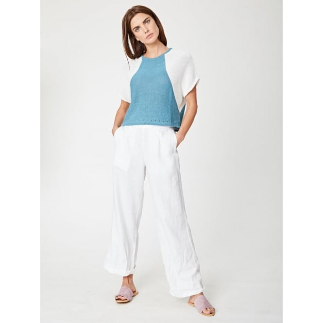 Thought Womens Jazmenia Slacks in White