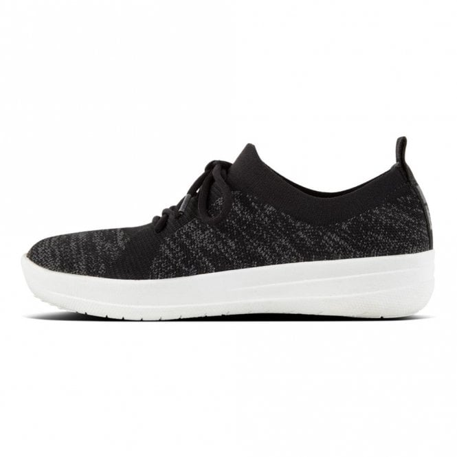 0e9c783c064d Fitflop Womens F-sporty Uberknit Sneakers in Black