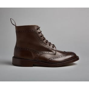 Mens Stow Boot in Espresso