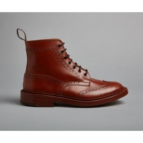 Mens Stow Boot in Marron
