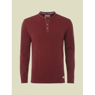 Mens Encore Tee in Damson