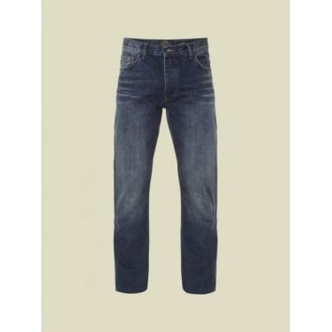 Mens Boot Cut Jean in Vintage Indigo
