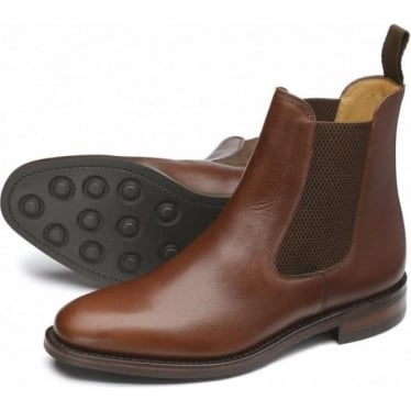 Blenheim Mens Chelsea Boot in Brown