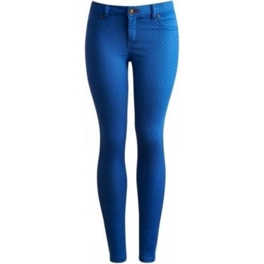 Womens Sheringham Jean in Mid Blue