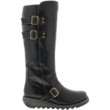 Womens Solv Boot in Black