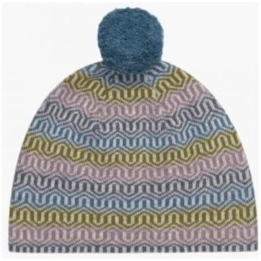 Womens Hebrides Hat in Multi