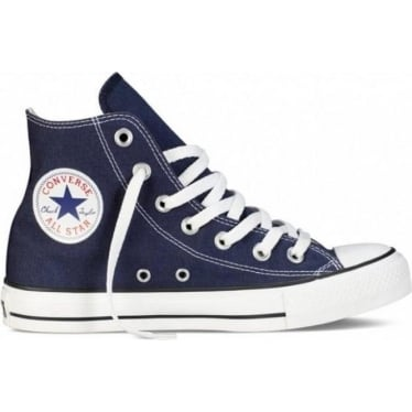 Unisex Chuck Taylor All Star Hi in Navy