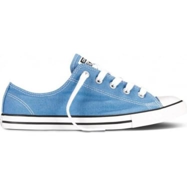 Womens Chuck Taylor Dainty Oxford in Monte Blue