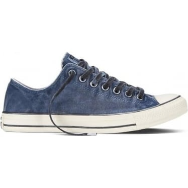 Mens Chuck Taylor Oxford in Midnight/Black/Egret
