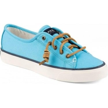 Womens Seacoast Sneaker in Turquoise