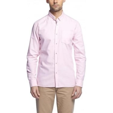 Mens Duthy Shirt in Crocus
