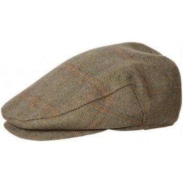 Womens Holly Tweed Cap In Connacht Acorn