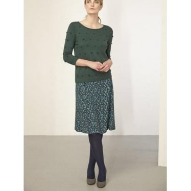 Womens Chilston Rain Drops Skirt In Brooklyn