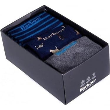 Mens Sock Giftpack In Multi