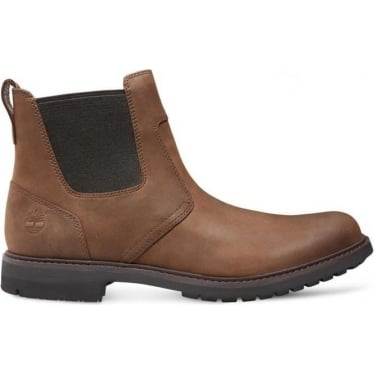Mens 5552R Stormbuck Chelsea Boot in Burnished Brown