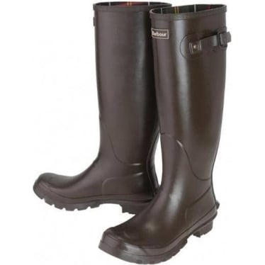 Womens Bede Wellington Boots in Rustic