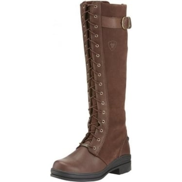 Womens Coniston Boots in Chocolate