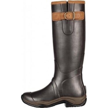 Womens Storm Stopper Tall Boot in Brown