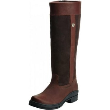 Womens Windermere Boot in Dark Brown