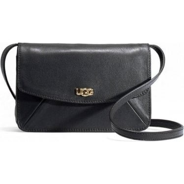 Rae Crossbody Bag in Black