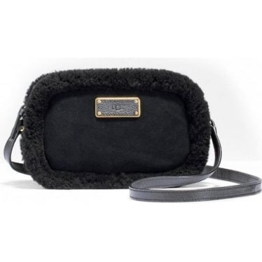 Seldon Crossbody Bag in Black