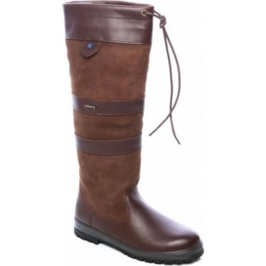 Womens Galway Boot in Walnut
