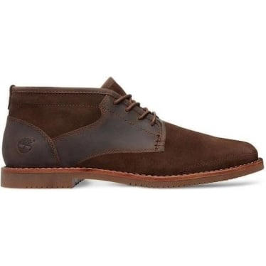 Mens A1624 Brooklyn Park Chukka in Potting Soil Hammer II